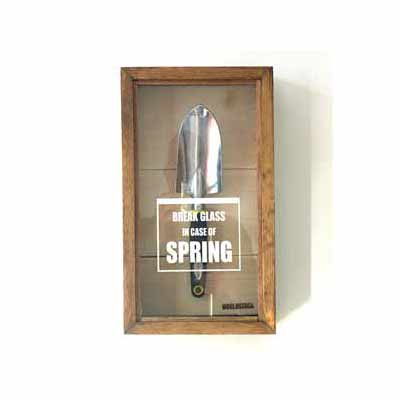 Break Glass in Case of spring